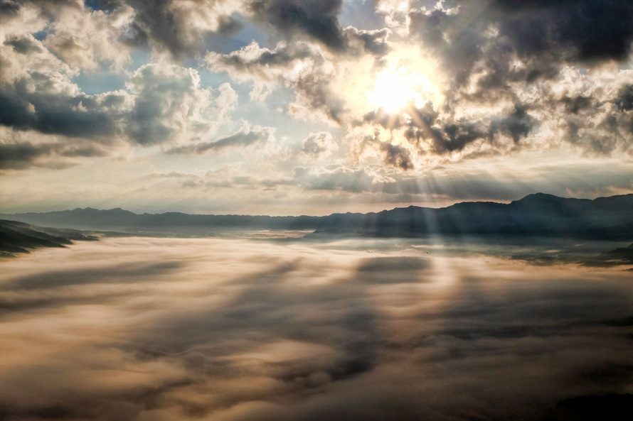 How to Move from Darkness to Shining Splendor