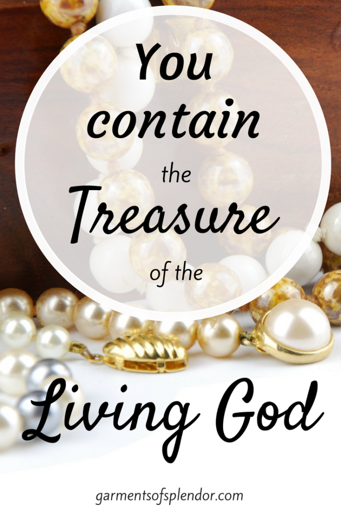 Discover 10 beautiful treasures you have within your heart from God Himself!