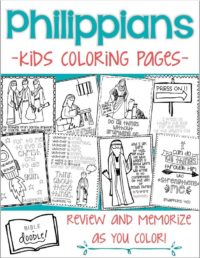 She Also Has Fun Scripture Cards Doodling Pages Coloring An Interactive Lapbook And Plenty Of Tips Ideas To Help The Children In Your Life