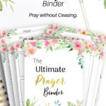 The Ultimate Prayer Binder