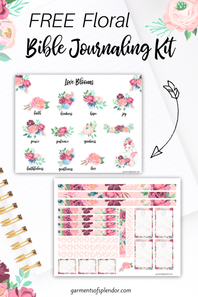 How to Use a Happy Planner as a Prayer Journal -