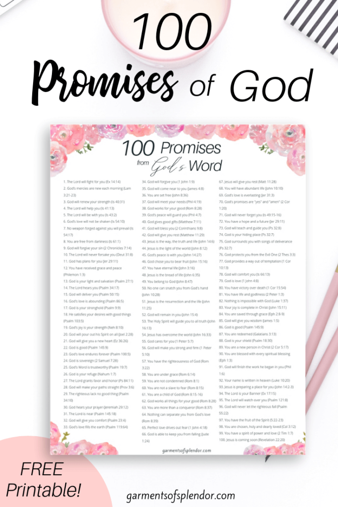 image regarding Free Printable Names of God referred to as Free of charge Printables -