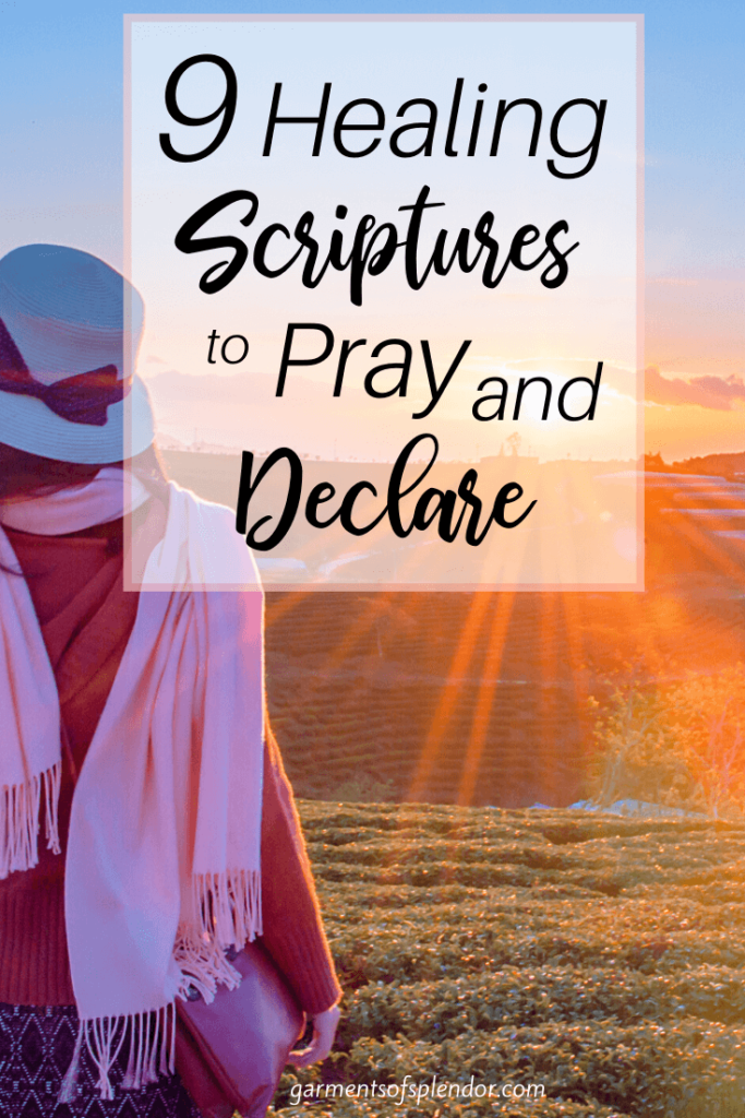 9 healing scriptures to pray and declare 1