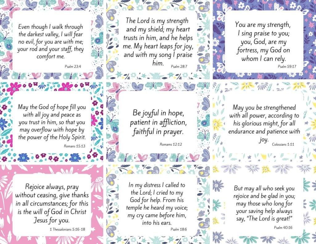 free printable scripture cards 2